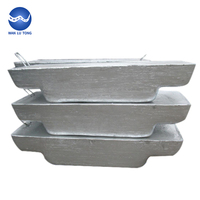 High purity zinc ingot made in China at the cheap price from professional factory