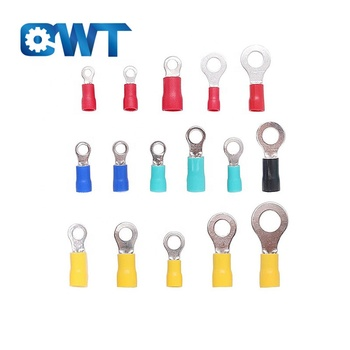 BN series Automotive Electrical non insulated ferrule Crimp copper tube butt connector Naked