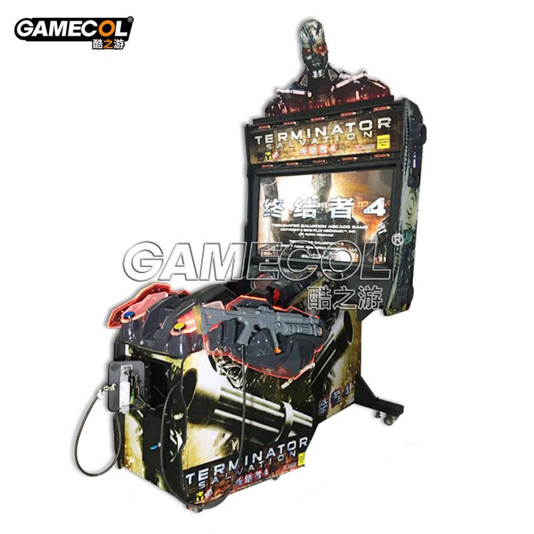 игровой автомат терминатор салватион