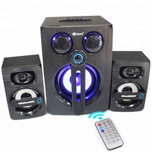 <span class=keywords><strong>Speaker</strong></span> Surround Sound dengan Sistem Home Theater 2.1 <span class=keywords><strong>CH</strong></span> <span class=keywords><strong>Speaker</strong></span> Multimedia