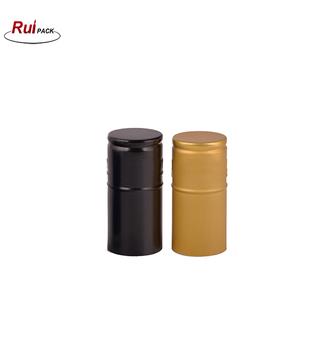 Silver/gold Ropp Aluminum Cap With Silicone Liner For Beverage,Metal  Tamper-evident Aluminum Cap For Wine Bottle - Buy Ropp Cap,Aluminum Foil  Shrink