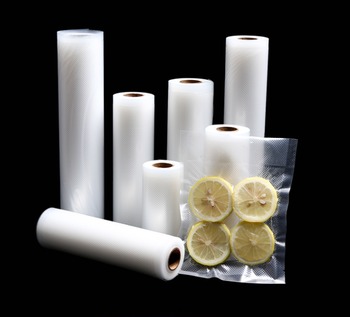 PA/PE Multilayer Co-extrusion Embossed Vacuum Packaging Film Roll