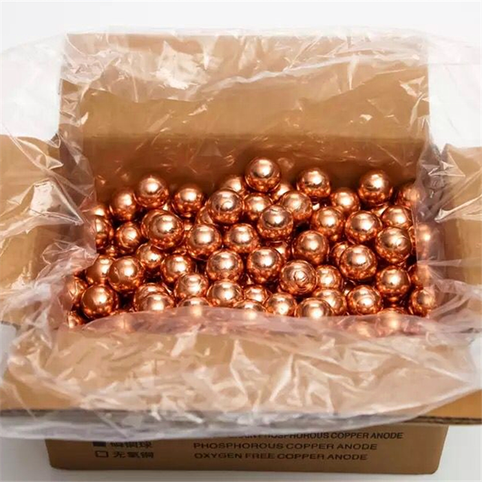Wholesale 4mm 6mm 8mm 10mm 99% Pure Solid copper sphere balls