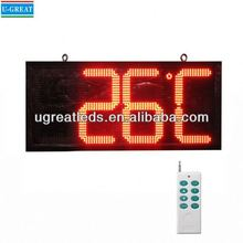 Alibaba cinese RF di controllo di temperatura e umidità display digitale <span class=keywords><strong>a</strong></span> <span class=keywords><strong>led</strong></span>