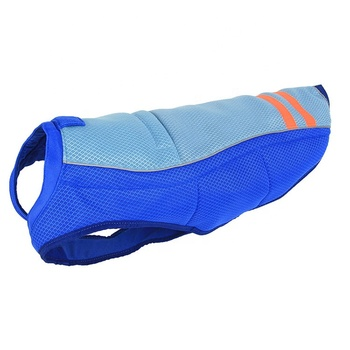 High Quality Large Cool Pet Clothes Dog Cooling Coat