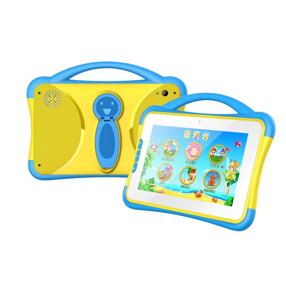 Kinder tabletten für kinder mit TF karte slot kinder pädagogisches lernen schule android tablet