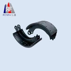 Good quality 4702 4707q 4707 4709 4710 4515 brake shoe for truck