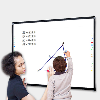 riotouch 82 inch factory price infrared Interactive Whiteboard For Classroom