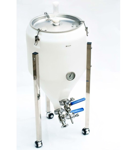35L Konischer Fermenter Homebrewing