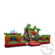 Commercial Jungle Inflatable Fun City /Amusement Park /Jumping Castle Inflatables