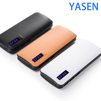 20000mah Power Bank 2019 External Battery quick charge 3 USB LCD Powerbank Portable Mobile phone Charger