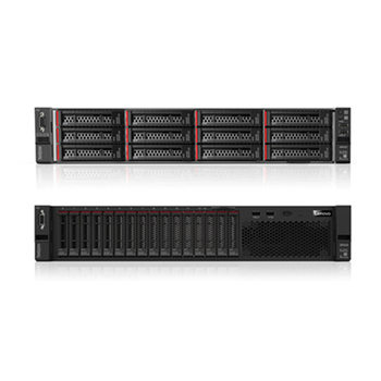 Hot sale original Lenovo ThinkSystem SR550 intel xeon 6138 2.0GHz 16GB 2U Rack Server