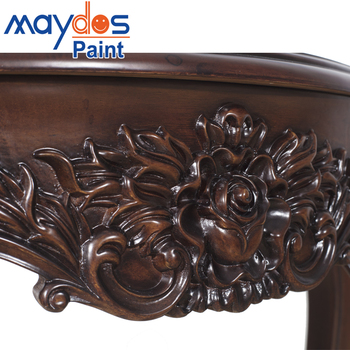 Maydos Pu Base Wood Furniture Polish Materials Filling Material Product On