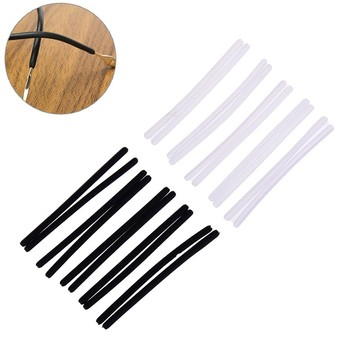 5 pairs Silicone Eyeglasses Holder Neck Cord Strap Ear Grip Hooks Tips For Students