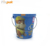 Popular small candy gift metal tin bucket with handle