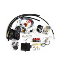 Professional conversion car accessories kit cng lpg sequential system ecu kits