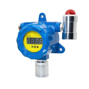 sulfur dioxide SO2 gas leak monitor fixed gas detector price petroleum industry