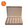 Free design handmade custom luxury upscale Wooden box wine box wine wood wine box 6 bottles