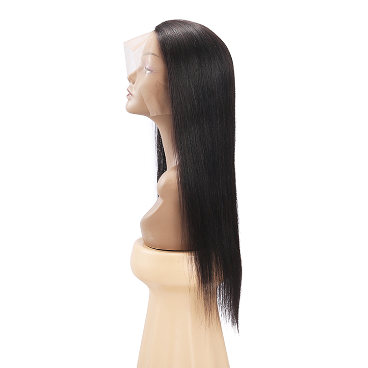 Wholesale Straight Human Hair Extensions Wigs Front Lace Wigs Virgin Remy Wigs For Women