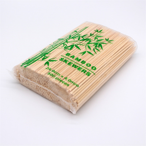free sample round bamboo bbq skewer and stick 15cm 18cm 20cm 25cm 30cm