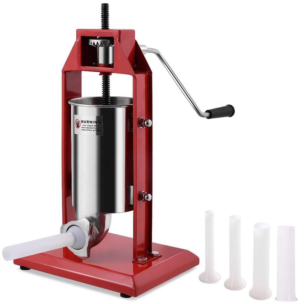 New Condition Vertical Sausage Filler 3L Used Sausage Stuffer