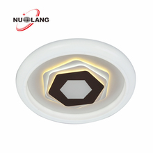 3 kleur Veranderende 2.4g Afstandsbediening Acryl Ronde <span class=keywords><strong>Led</strong></span> Plafond Lamp