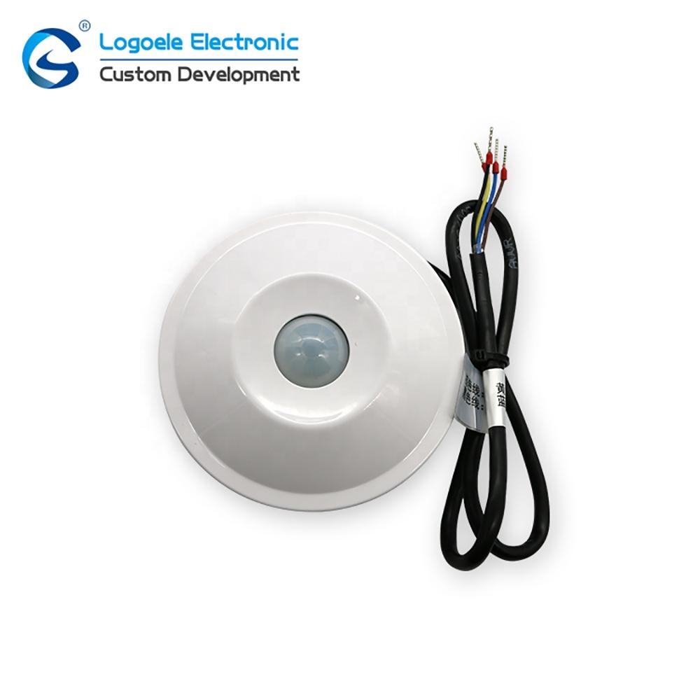 Потолочный RS485 сельскохозяйственный свет Lux датчик освещения передатчик Домашнее освещение Модуль датчика