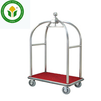 Hotel luggage trolley trolley cart baggage cart