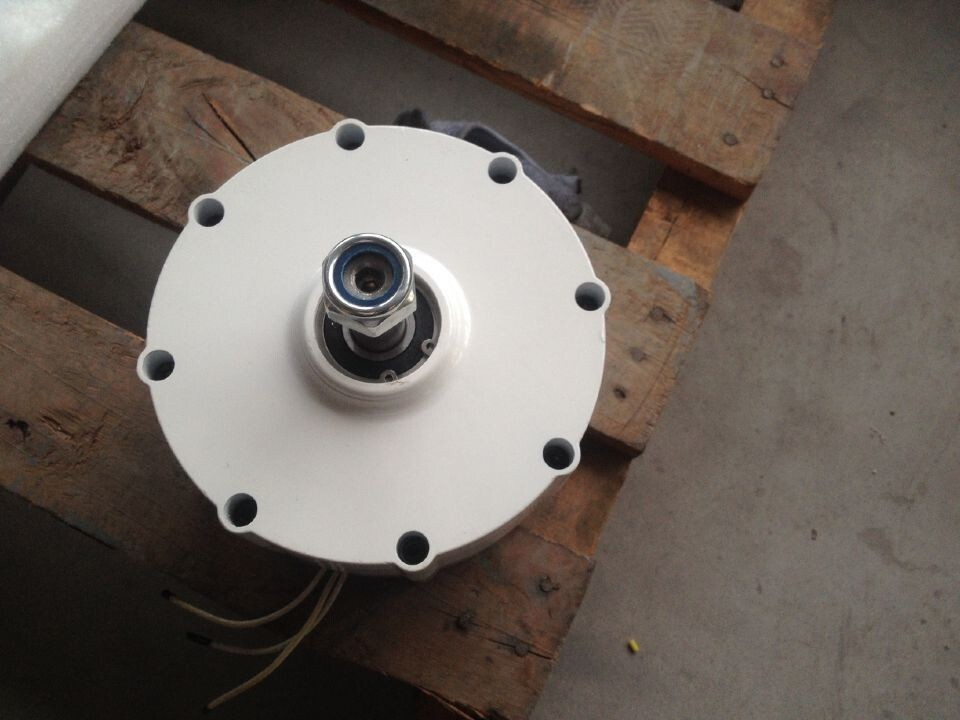 500w 12/24/48v Small Alternator For Wind Generator Good Supplier ...