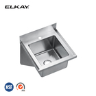 16 Gauge NSF Stainless steel Customized Commercial Hotel Restaurant Kitchen Top Handwashing sink