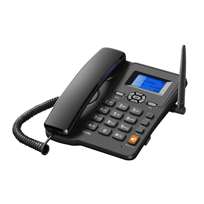Fixed wireless terminal 6588 GSM Phone, Dual SIM available
