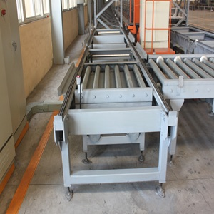 Warehouse Racking Fifo/Conveyor/Gravity Rack With Heavy Equipment For Heavy Equipment