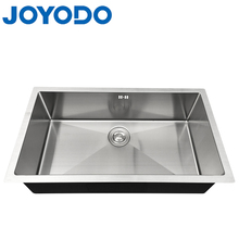 Joyodo Modern Single Bowl 304 Stainless Steel <span class=keywords><strong>Kitchen</strong></span> <span class=keywords><strong>Sink</strong></span>