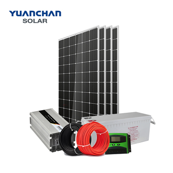 High Quality Off Grid 5 KW Home  Solar energy System home