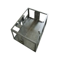 Custom metal products precision sheet metal parts Chassis Enclosure for Medical Instrument Computer Metal Fabrication