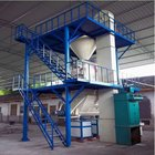 Dry Mortar Production Line Semi-Automatic Dry Mortar Powder Production Line Sale