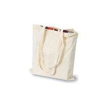 Cina All'ingrosso Cotone Organico Shopper Tote Bag