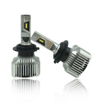XT6 Factory Supply Auto LED Headlights Car LED Light Bulb Auto Lamp 6500K Cool White Top Quality H1 H3 H7 H11 HB3 HB4 H27 9005