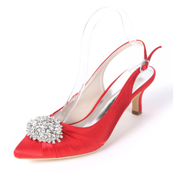 Wholesale hot-sale sling back shoes for party