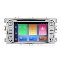 Mekede Android 9.1 2+32G Car dvd player 2 Din For FORD/Focus/Mondeo/S-MAX/C-MAX/Galaxy Car Video Radio Stereo GPS