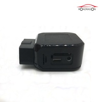 Tristar gps tracker OBD 2 G-M200 sms gprs with alarm system for Rentaland Insurance Car