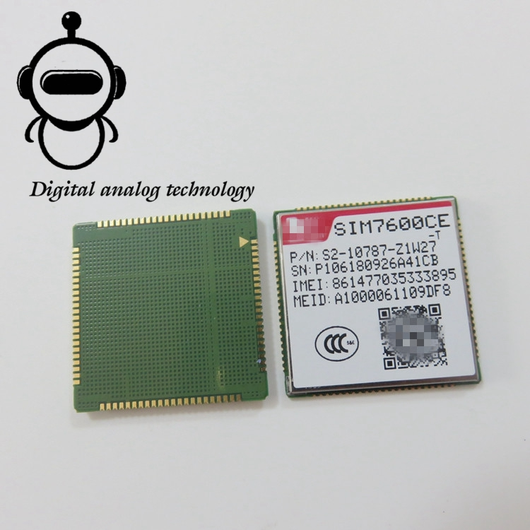 Industrial Electrical RF TXRX CELL 4G LTE AT&T/TMOBILE MTSMC-LAT3 ...