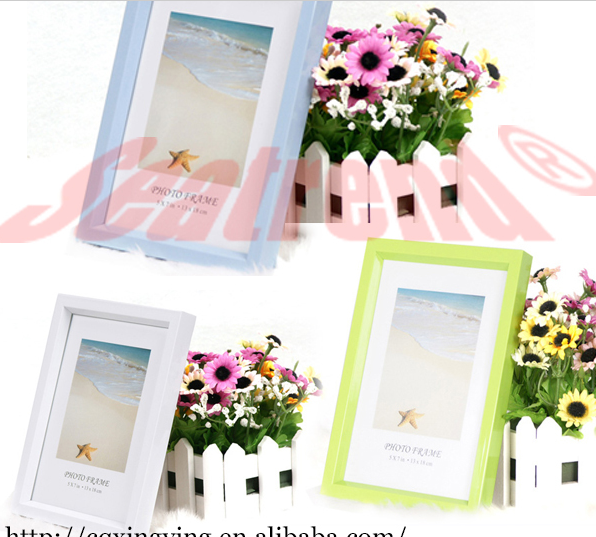 Alibaba Website Beautiful design free standing Glass Photo Frame/Multi Photo Frame