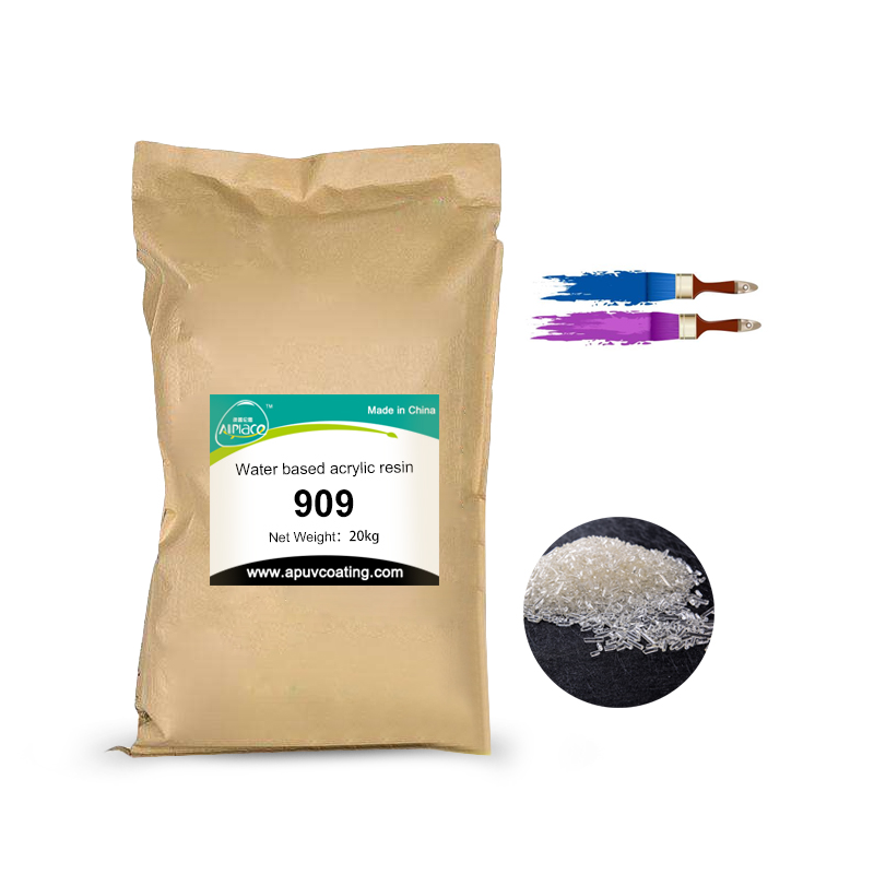 Water-Based Solid Acrylic <strong>Resin</strong> for printing inks 909