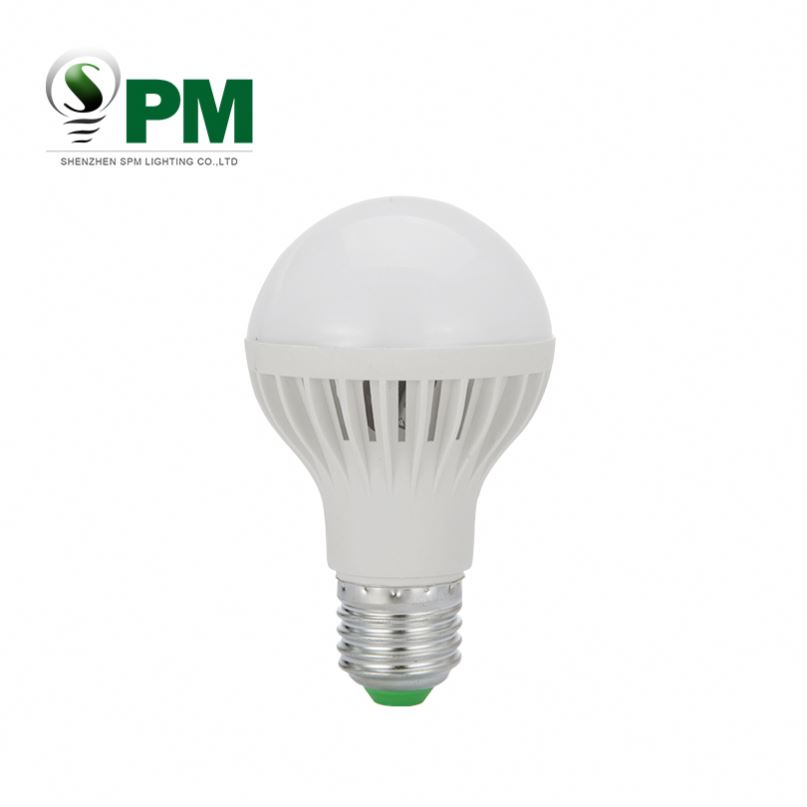 2500 lumen e27 energy-saving 18w led light bulb with packaging box