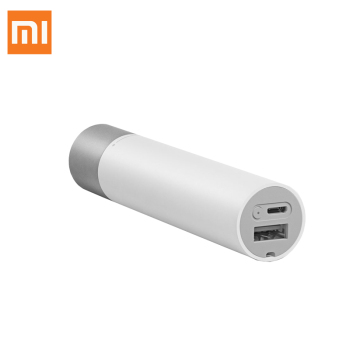 New Xiaomi Portable Flashlight 11 Adjustable Luminance Modes With Rotatable Lamp Head 3350mAh Lithium Battery USB Charging Port