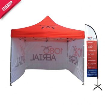 Commercial Dye Sublimation Folding Tent For Sale