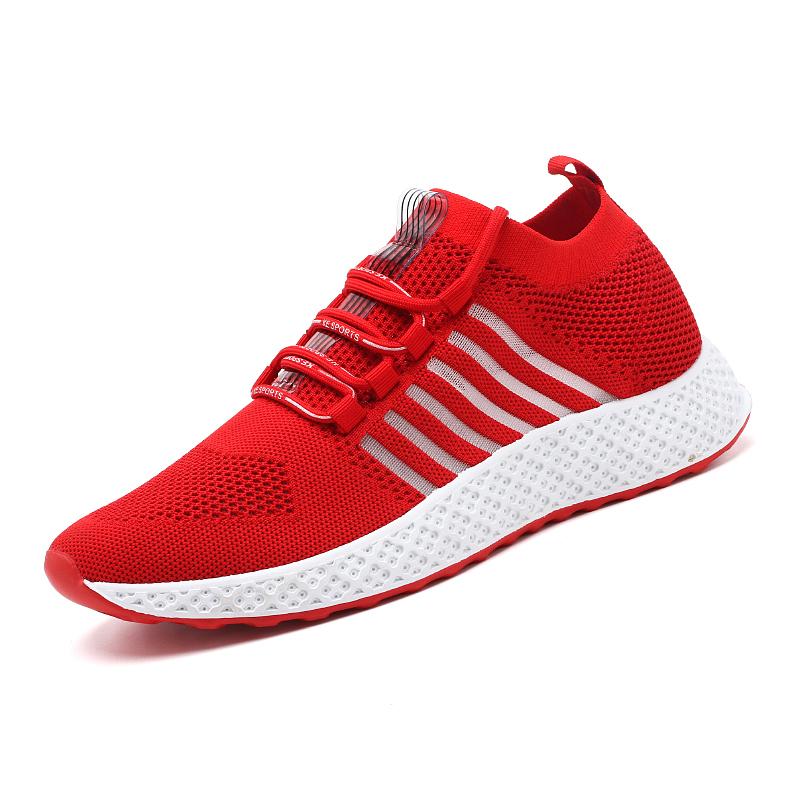 0aeaf59740e Chaude nouvelle version homme tendance sport hommes casual respirant  chaussures de course