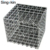 Competitive price 1*1*1  galvanized Welded wire mesh gabion basket for garden gabion mesh