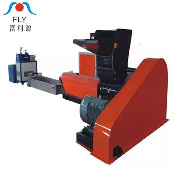 FLY200-140 Big Size EPE Foam Plastic Recycling Granulator Machine